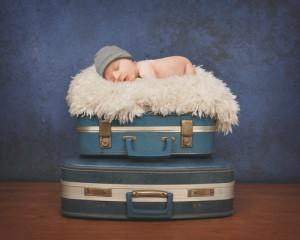 viaggio neonato