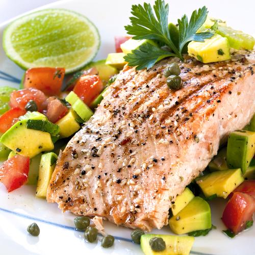 Asma infantile: mangiare pesce può ridurne i sintomi