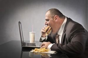 obesità junk food