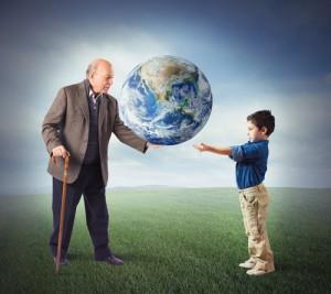 invecchiamento globale