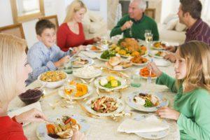 pranzo famiglia