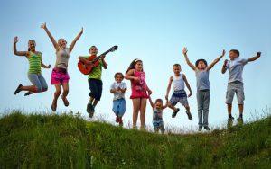 bambini libertà