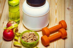 sport integratori dieta
