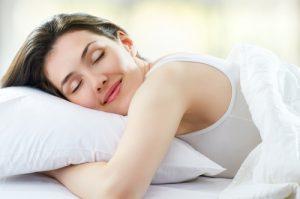 sonno donna