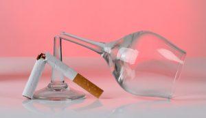 alcol fumo