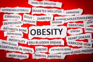 obesità rischi