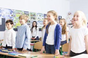 bambini standing desk