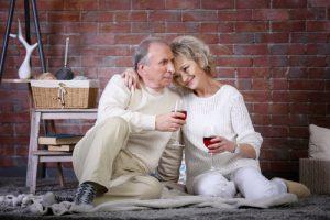 anziani coppia