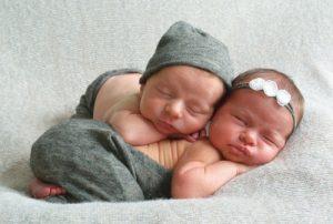 gemelli neonati