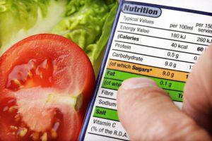 etichetta alimenti